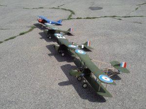 Aircombat airco dh2 se5 pfalz dIII